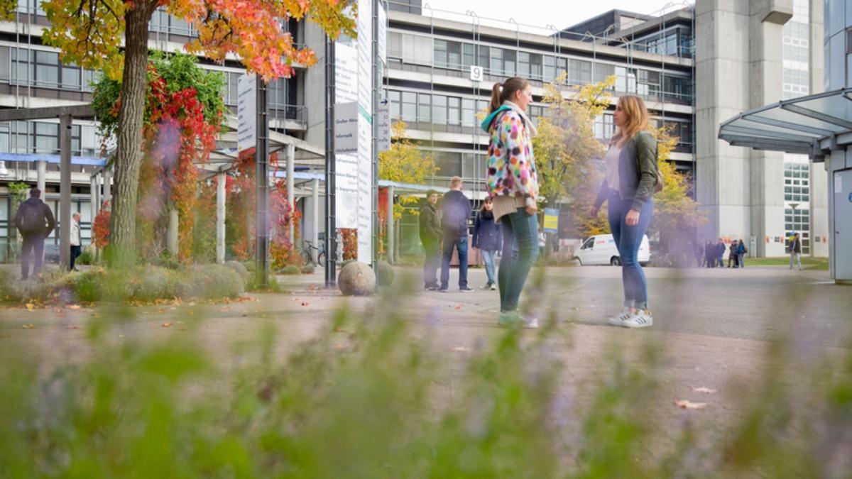Campus Vaihingen  (c) Universität Stuttgart