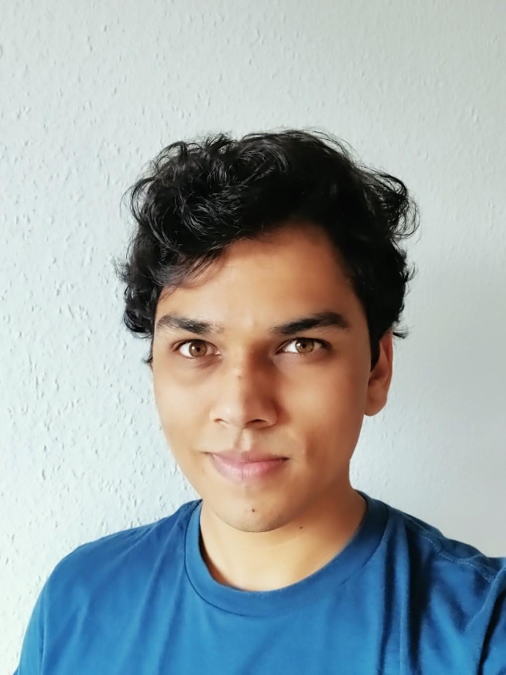 Prateek Vilas Patankar