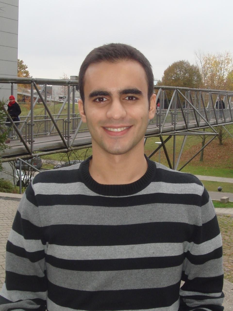 Aref Nateghi