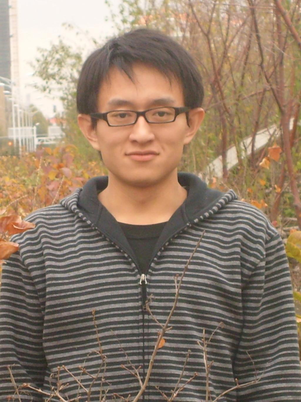Xiaoxuan Zhang